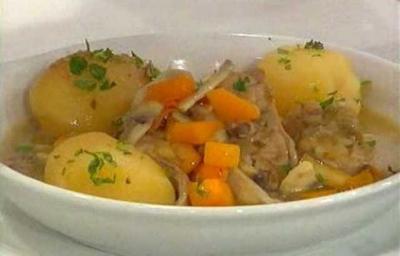 Patatas Aragonesas